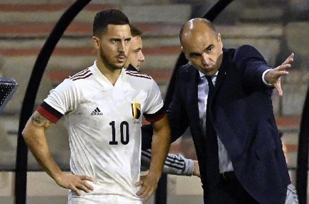 Rode Duivels: Martinez moet nog enkele knopen doorhakken voor EK-start