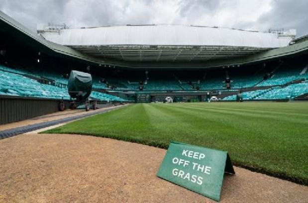 Organisatie Wimbledon mikt op 25 procent toeschouwerscapaciteit en wil van rustdag af