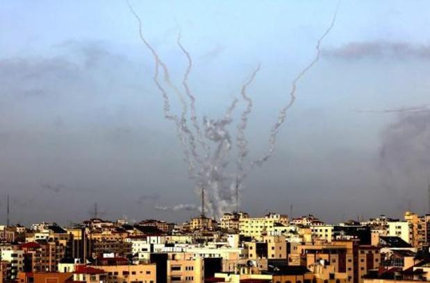 Negen Palestijnen omgekomen bij Israëlische luchtaanvallen op Gaza