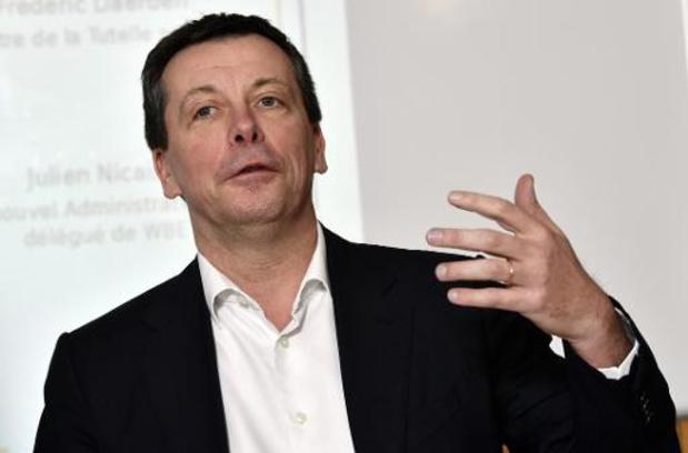 Frédéric Daerden seul candidat à la présidence de la Fédération liégeoise du PS