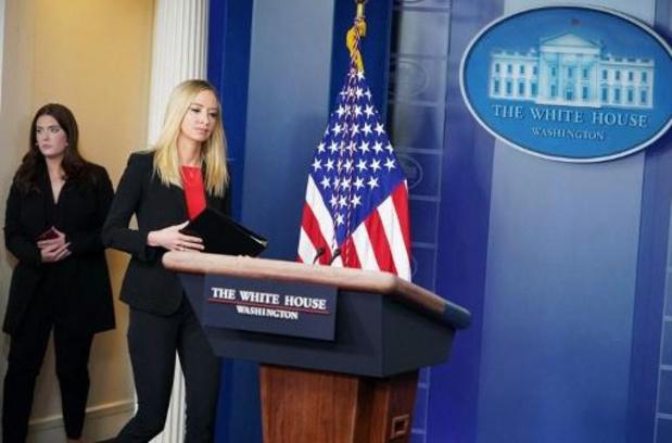 Ex-woordvoerster Witte Huis Kayleigh McEnany gaat aan de slag bij Fox News