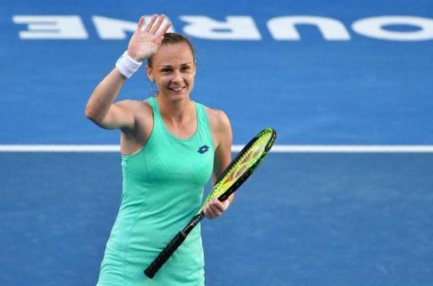 Magdalena Rybarikova, demi-finaliste à Wimbledon, officialise sa retraite