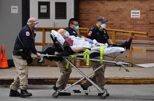Bijna 4.000 nieuwe sterfgevallen in de VS