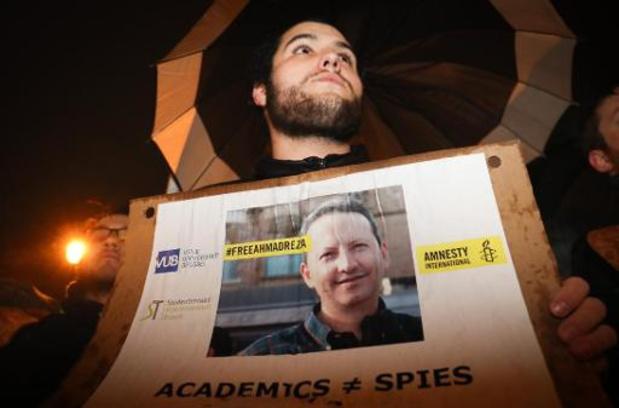 Amnesty vreest voor leven van in isolement opgesloten VUB-gastdocent Djalali