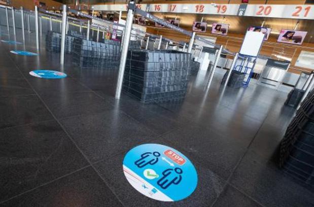 Systematische temperatuurcontrole voor alle passagiers op Brussels Airport