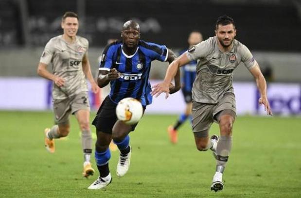 Séville, dernier obstacle pour Romelu Lukaku et l'Inter en finale d'une édition inédite
