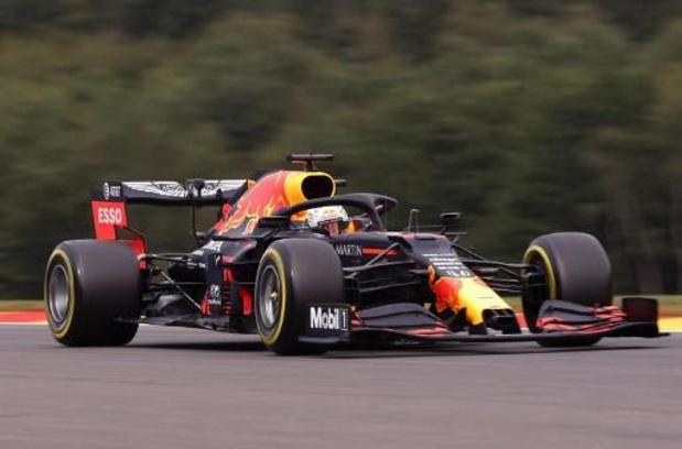 Max Verstappen is snelste in tweede oefenritten
