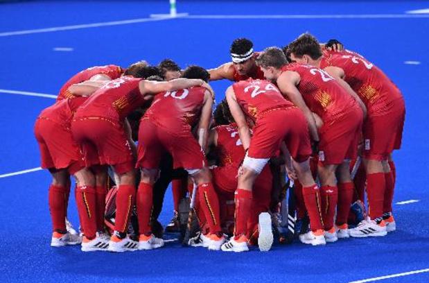 Les Red Lions sont à une heure de leur seconde finale olympique consécutive