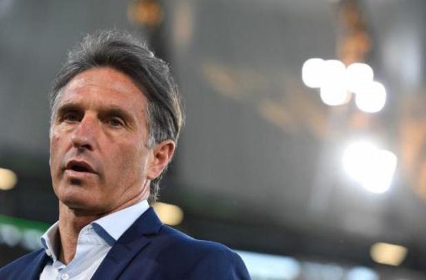 Bruno Labbadia wordt de nieuwe trainer van Hertha Berlijn