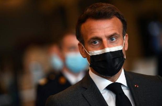 """France: Macron accélère le calendrier pour vacciner """"à marche forcée"""""""