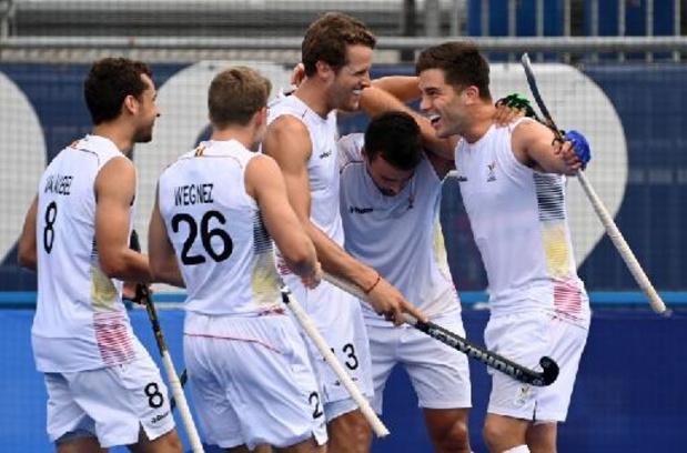 OS 2020 - Red Lions met 3-1 te sterk voor Duitsland