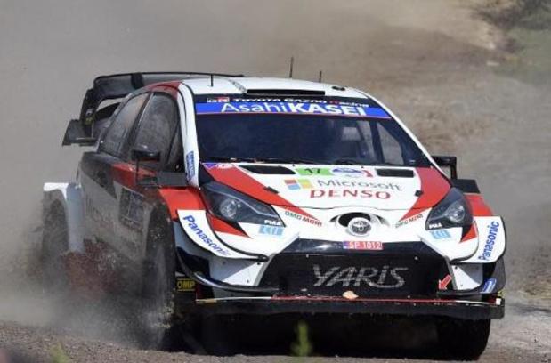 WRC - Sébastien Ogier creuse l'écart au Mexique, Thierry Neuville joue l'équipier