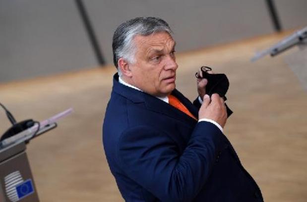 Orban wil uitvoer van bouwmaterialen beperken