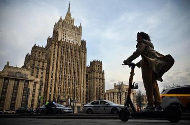 Rusland verbiedt Amerikaanse regeringsleden de toegang tot het land