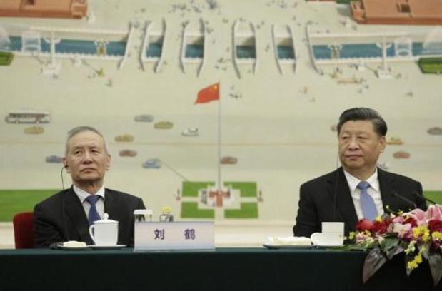 Pékin confirme que son négociateur signera l'accord à Washington la semaine prochaine