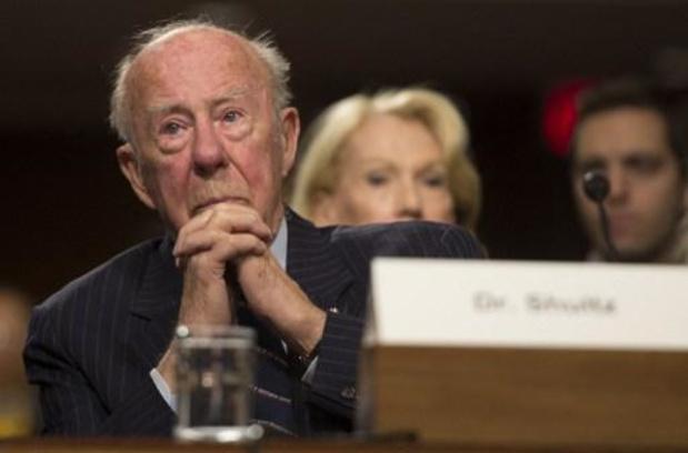 Décès de George Shultz, ex-secrétaire d'Etat de Reagan à la fin de la Guerre froide