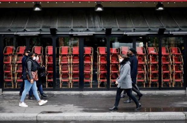 Alsmaar minder rood op Europese coronakaart