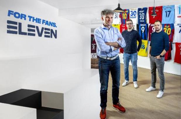 Eleven verlengt overeenkomst met UEFA voor landencompetities