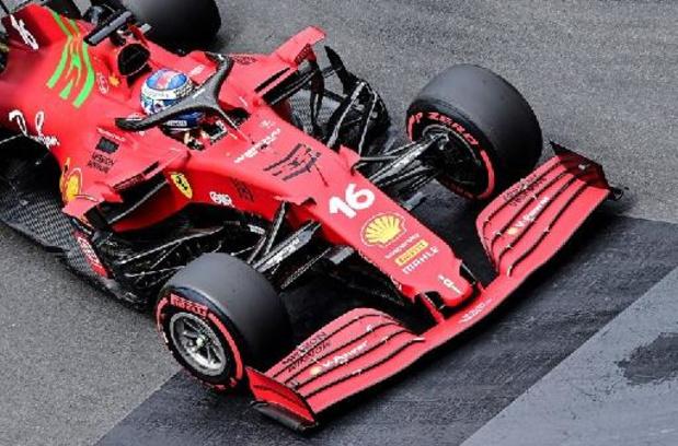 "F1 - GP de Monaco - Charles Leclerc (Ferrari) en pole de ""son"" Grand Prix, Hamilton seulement 7e"