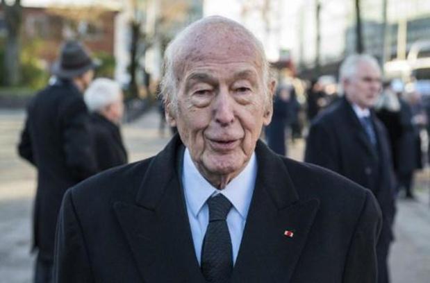 France: l'ancien président Giscard d'Estaing hospitalisé