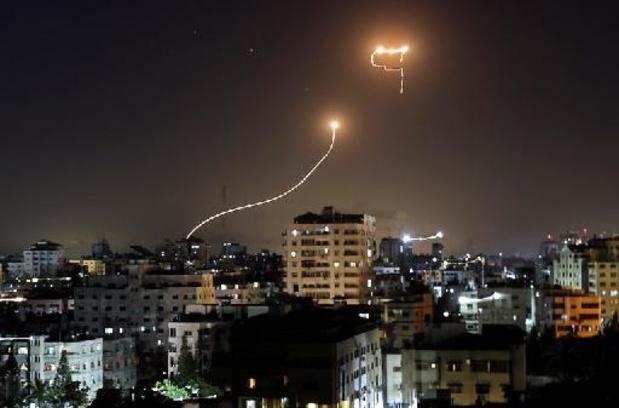 Onrust Midden-Oosten - Zondag was bloedigste dag van de week in Palestijns-Israëlisch conflict