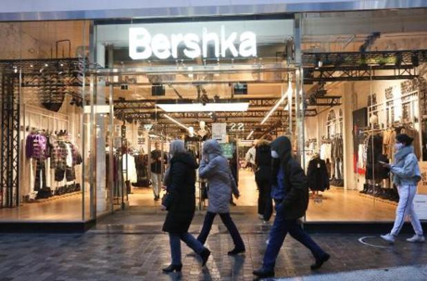 Toegang tot Nieuwstraat in Brussel al eerste keer gedeeltelijk afgesloten