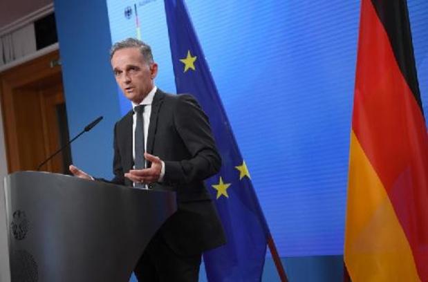 """Evacuations d'Afghanistan: le délai jusqu'au 31 août """"ne suffira pas"""", avertit l'Allemagne"""