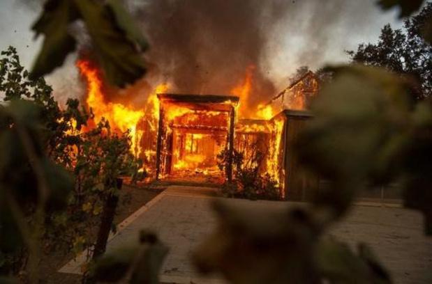Bosbranden Californië - Gouverneur roept noodtoestand uit