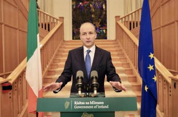 Coronavirus - Ierland als eerste land van de EU opnieuw in lockdown - voor 6 weken