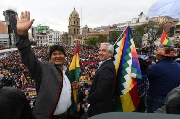 Elections en Bolivie - La commission électorale nie des irrégularités malgré le mouvement de protestation