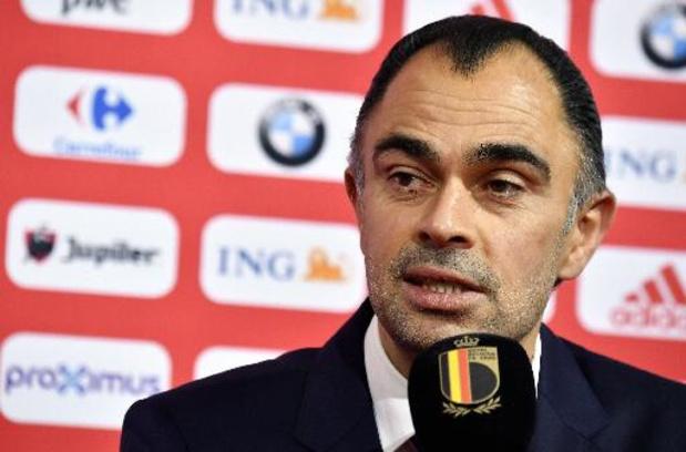 Johan Walem wordt volgend seizoen de nieuwe coach van de vrouwenploeg van Anderlecht