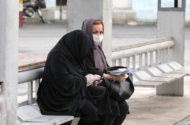 Iran zegt nieuwe mijlpaal in strijd tegen pandemie te hebben bereikt