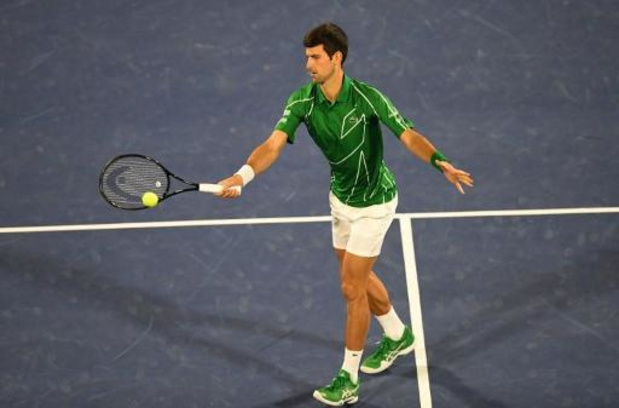 US Open - Djokovic krijgt boete van 10.000 dollar