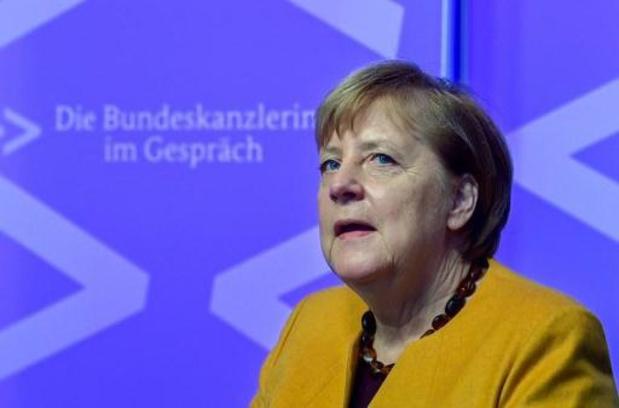 """Cijfers in Duitsland dalen te langzaam"""