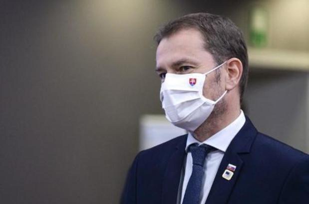 Slovakije test miljoenen mensen op coronavirus