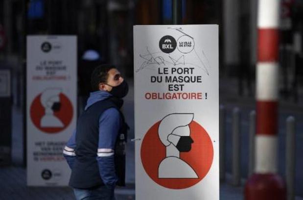 Politierechtbank stelt wettelijkheid mondmaskerplicht in vraag: parket in beroep