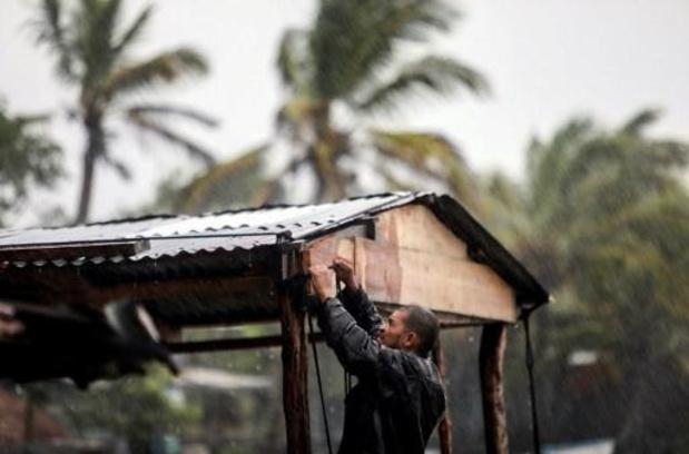 L'ouragan Eta touche terre au Nicaragua, accompagné de vents violents