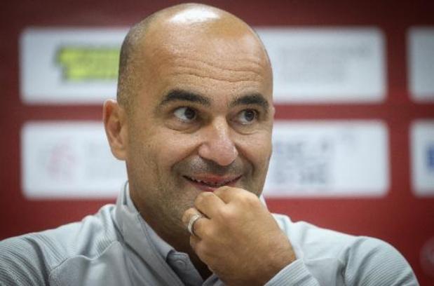 Roberto Martinez et les Diables Rouges à l'assaut du Final Four