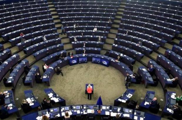 Discours sur l'état de l'UE : enthousiasme, modération et critiques parmi les eurodéputés belges