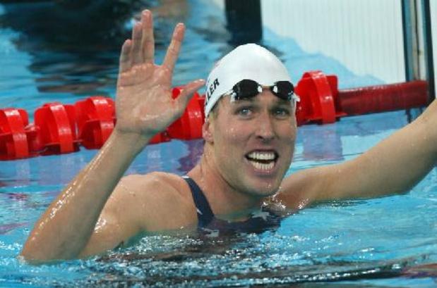 Capitool bestormd - Olympisch zwemkampioen bekent schuld aan deelname bestorming Capitool