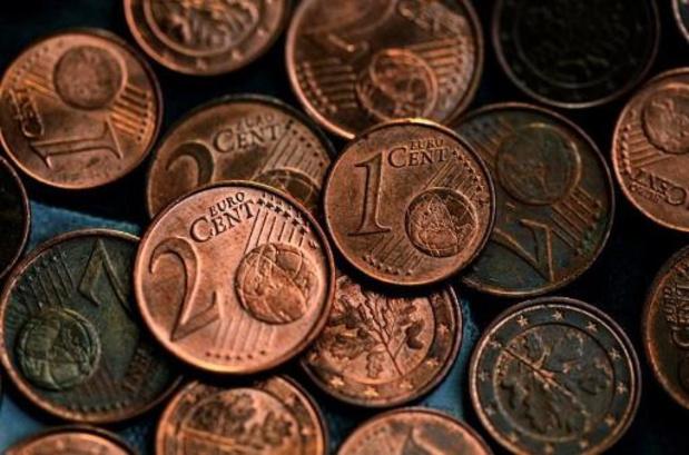 L'UE lance une consultation sur les pièces de 1 et 2 cents vers une éventuelle suppression