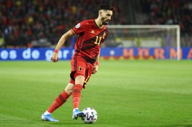 """Belgen in het buitenland - """"Yannick Carrasco keert terug naar Atlético Madrid"""""""