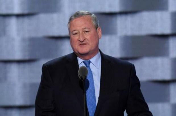 """Burgemeester Philadelphia heft uitgaansverbod op en roept op om """"thuis"""" te blijven"""