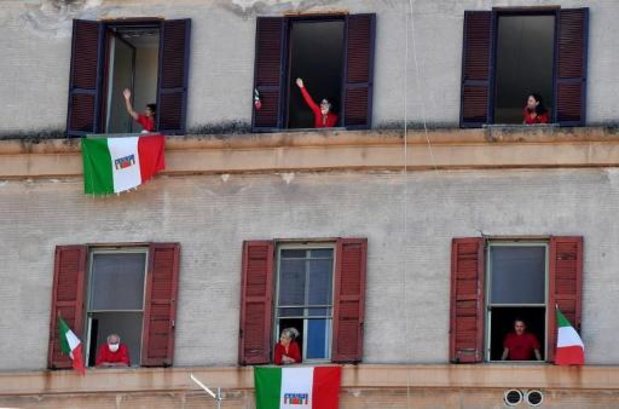 Italië zet maximum op prijs mondmaskers