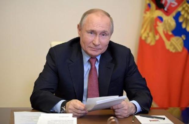 Poetin steunt idee om patenten van coronavaccins op te heffen