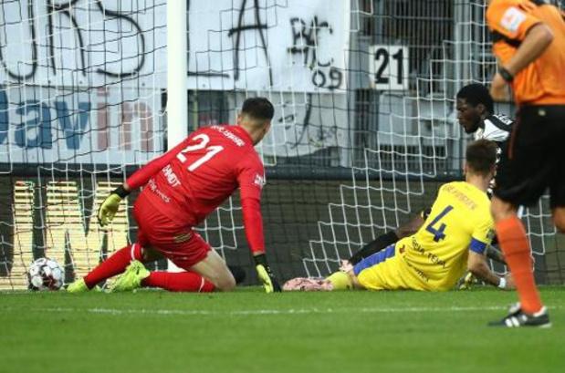 Jupiler Pro League - Charleroi surpris à domicile par Saint-Trond
