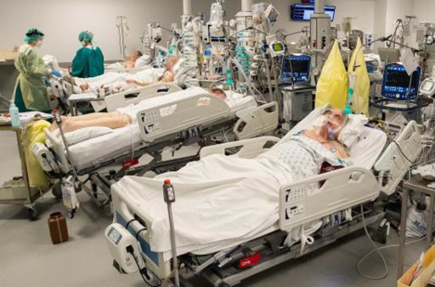 Nouvelle moyenne record de plus de 15.000 nouveaux cas en Belgique