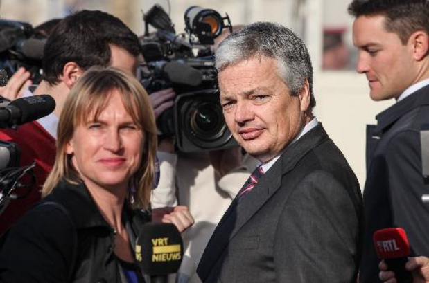 """Goedele Devroy wordt het nieuwe gezicht van """"Villa Politica"""""""