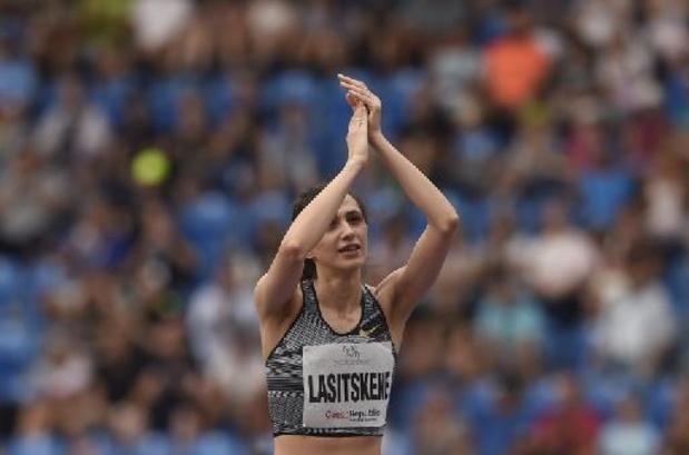 Un quota de dix athlètes russes autorisés aux JO sous bannière neutre