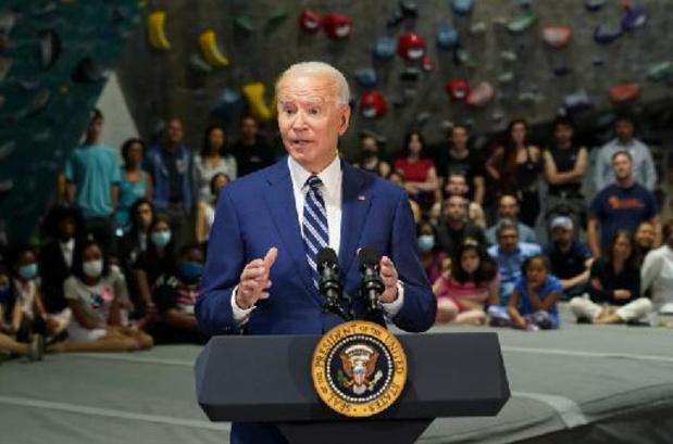 """Biden wil Amerikaanse economie """"heruitvinden"""" met ambitieuze begroting"""